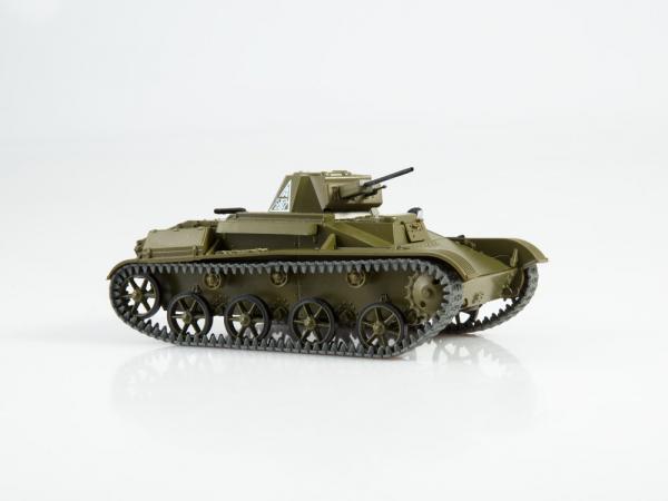 Macheta tanc rusesc T-60, scara 1:43 3