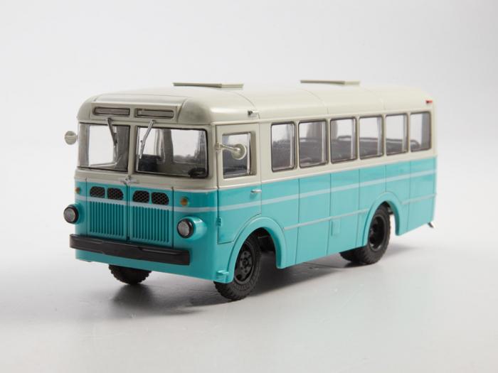 Macheta autobuz RAF-979, scara 1:43 [7]