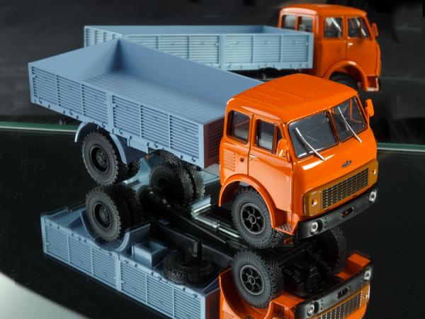 Macheta camion MAZ 5335 scara 1:43 [4]