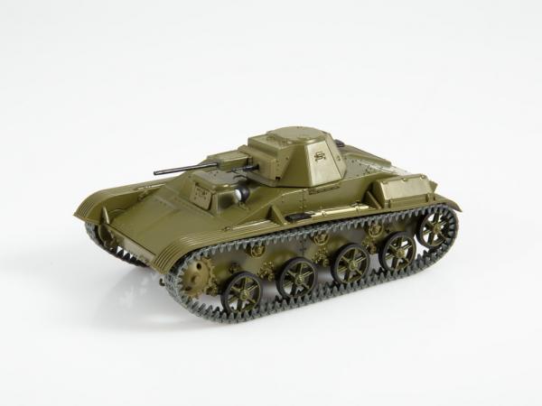 Macheta tanc rusesc T-60, scara 1:43 4
