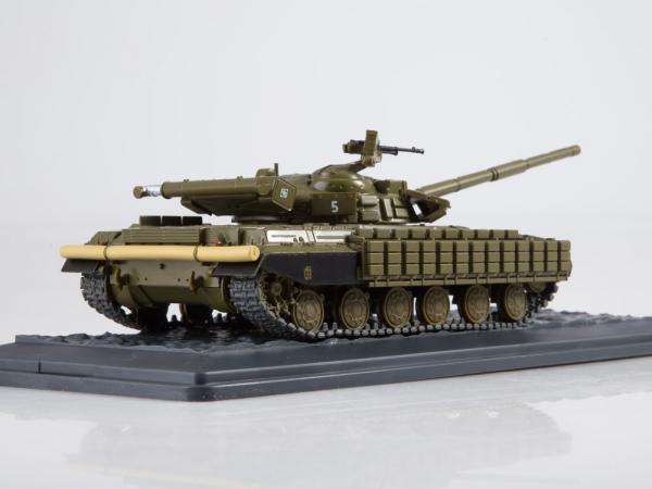 Macheta tanc T-64 BV, scara 1:43 [3]