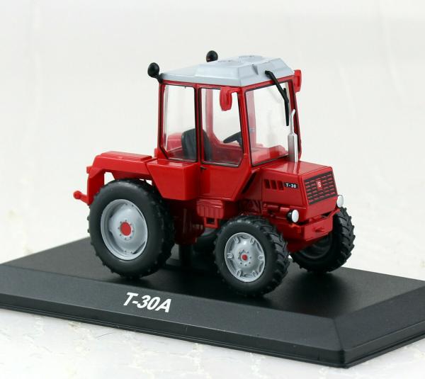 Macheta tractor T-30A Vladimirets Bielorusia, scara 1:43 0