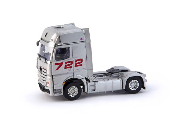 """Macheta cap tractor Mercedes Actros """"722"""", scara 1:50 0"""