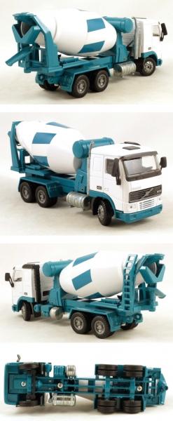 Macheta betoniera Volvo FH12 6x4, scara 1:50 1