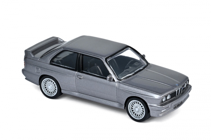 Macheta auto BMW Seria 3, E30 1986, scara 1:43 0