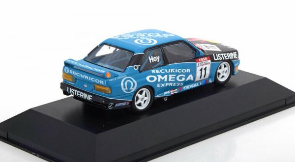 Macheta auto raliu BMW M3 (E30), scara 1:43 1