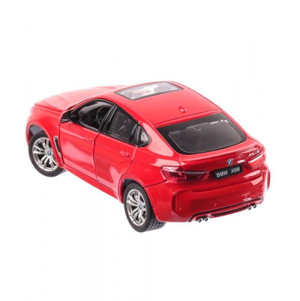 Macheta auto BMW X6M 2018, scara 1:24 1