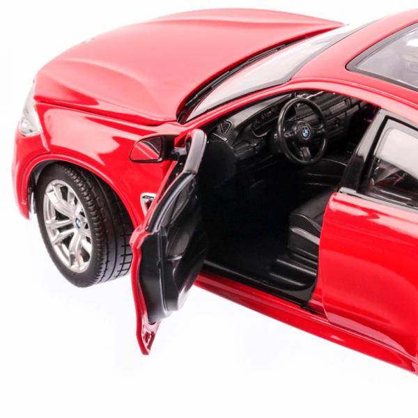 Macheta auto BMW X6M 2018, scara 1:24 2