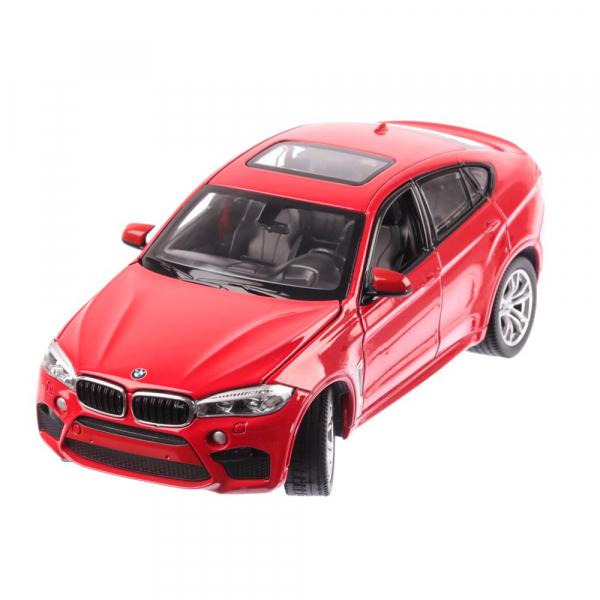 Macheta auto BMW X6M 2018, scara 1:24 4