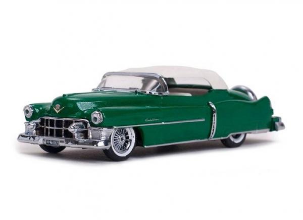 Macheta Cadillac Eldorado Convertible scara 1:43 0