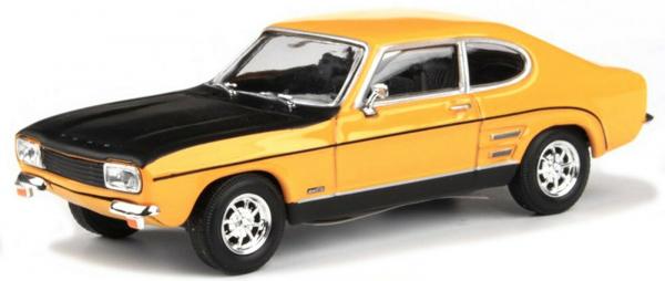 Macheta auto Ford Capri RS, scara 1:43 0