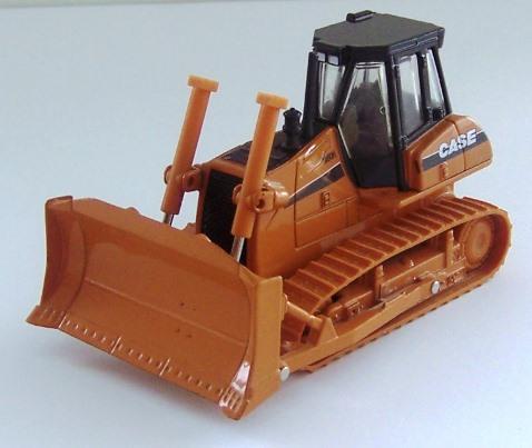 Macheta buldozer Case 1850K, scara 1:50 0