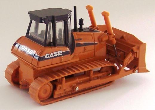 Macheta buldozer Case 1850K, scara 1:50 1