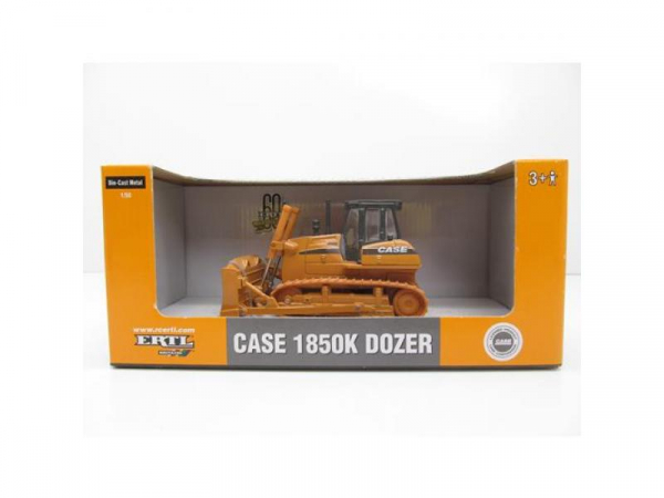 Macheta buldozer Case 1850K, scara 1:50 2