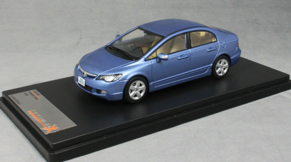 Macheta auto Honda Civic 2006 sedan, scara 1:43 0