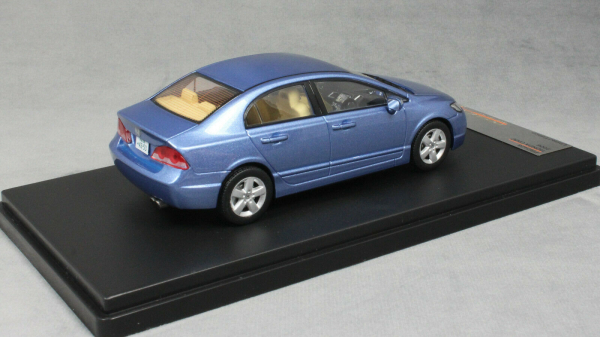Macheta auto Honda Civic 2006 sedan, scara 1:43 1