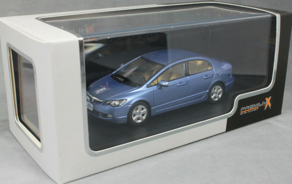 Macheta auto Honda Civic 2006 sedan, scara 1:43 2