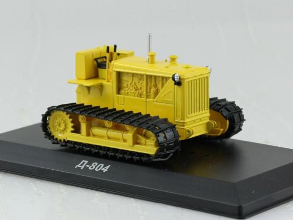 Macheta tractor D-804, Rusia, scara 1:43 0