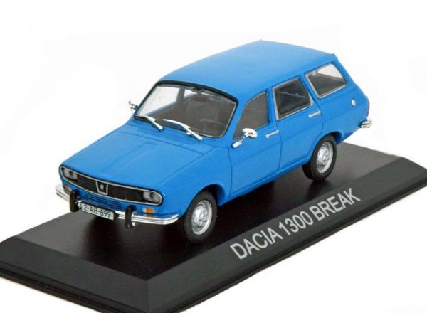 Macheta auto Dacia 1300 break, scara 1:43 0