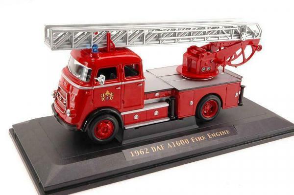 Macheta masina pompieri DAF A1600, scara 1:43 0