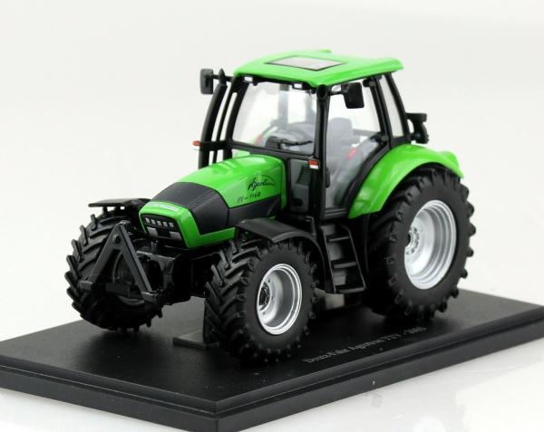 Macheta tractor Deutz Fahr Agroton 2003, scara 1:43 0