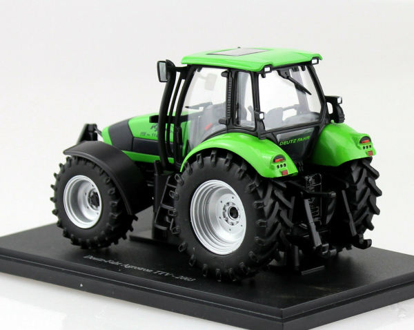 Macheta tractor Deutz Fahr Agroton 2003, scara 1:43 1