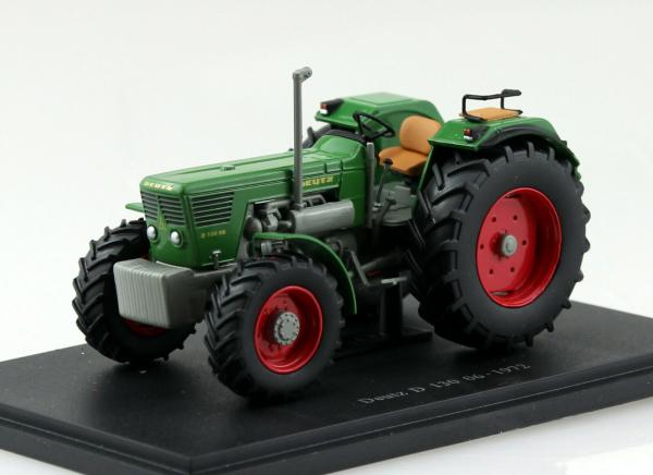 Macheta tractor Deutz D130 1972, scara 1:43 0