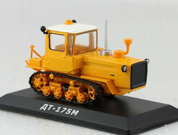 Macheta tractor DT-175M, Rusia, scara 1:43 0
