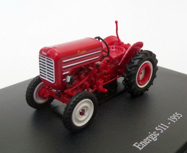 Macheta tractor Energic 511, scara 1:43 0