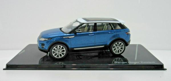 Macheta auto Land Rover Evoque 5 usi, scara 1:43 0
