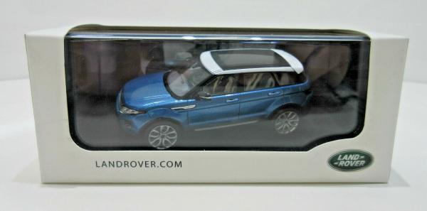 Macheta auto Land Rover Evoque 5 usi, scara 1:43 2