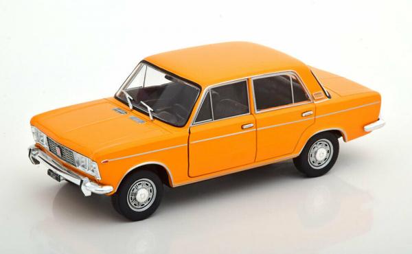 Macheta auto Fiat 125, scara 1:24 [0]