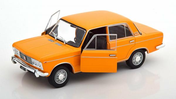 Macheta auto Fiat 125, scara 1:24 [2]