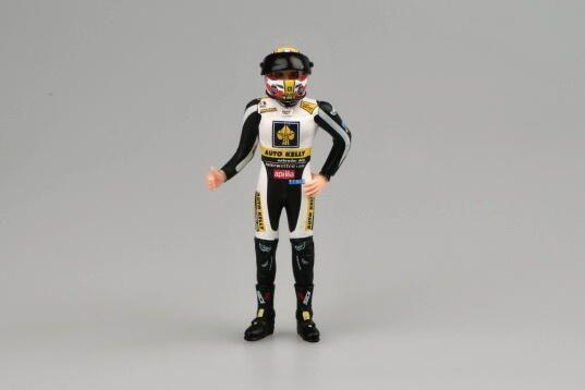 Figurina motociclist Lukas Pesek, 1:18 0