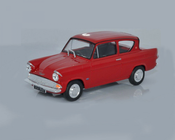 Macheta auto Ford Anglia 105E Saloon, scara 1:43 0