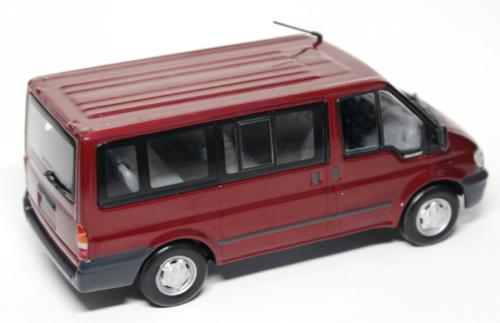 Macheta minibus Ford Transit Mk5, 2000-2006, scara 1:43 1