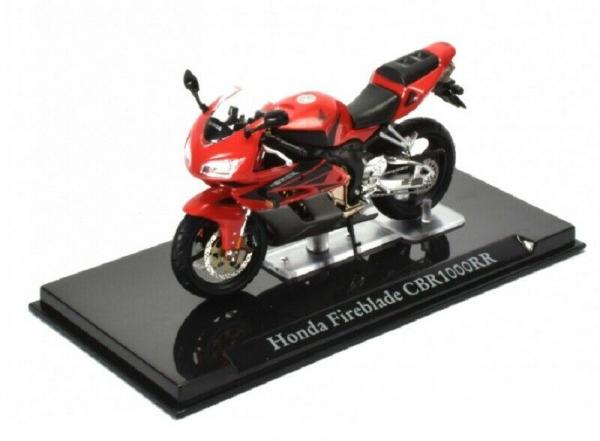 Macheta motocicleta Honda Fireblade CBR1000RR, scara 1:24 0