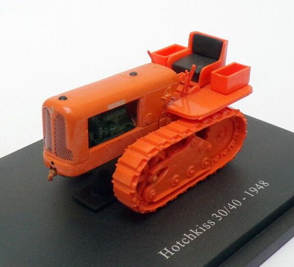 Macheta tractor Hotchkiss 30/40, scara 1:43 0