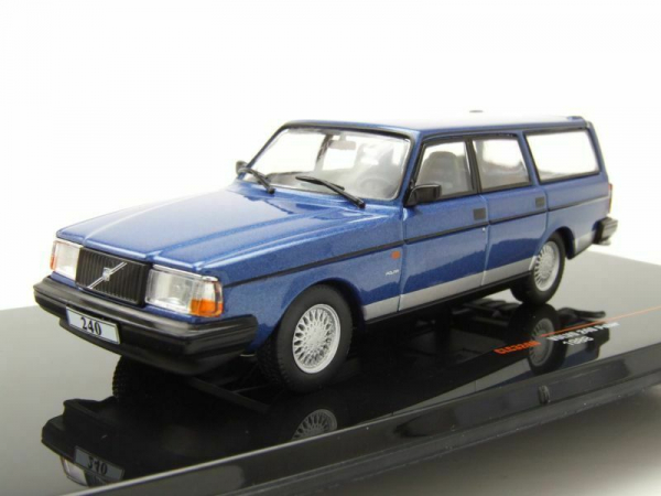 Macheta auto Volvo 240 Polar, scara 1:43 0