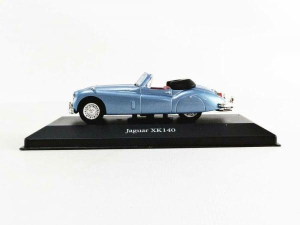Macheta auto Jaguar XK140 Roadster 1957, scara 1;43 2