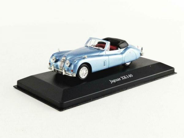 Macheta auto Jaguar XK140 Roadster 1957, scara 1;43 0
