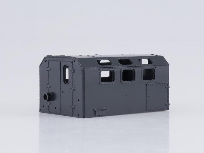 Kit macheta atelier mobil ZIL-157K, scara 1:43 [2]