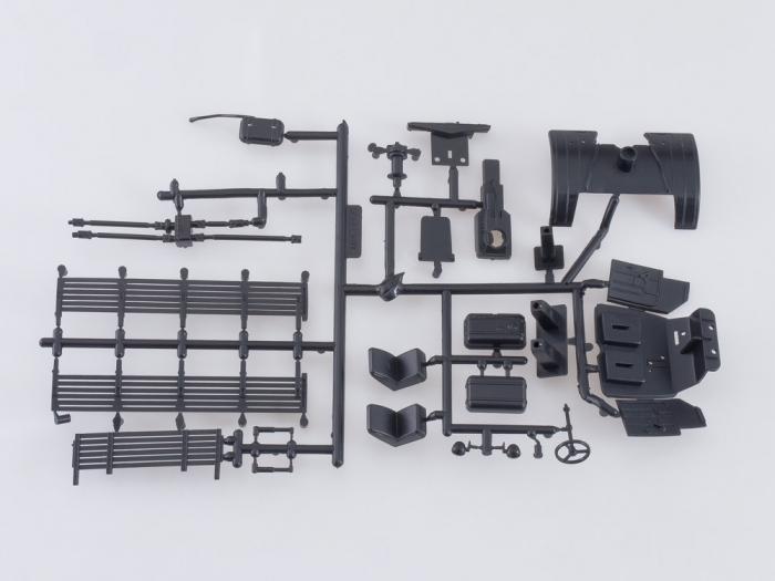 Kit macheta atelier mobil ZIL-157K, scara 1:43 [6]