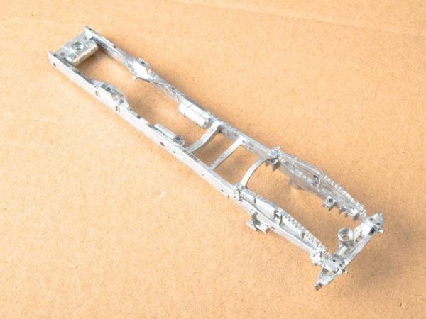 Kit macheta camion Kamaz-54112 cu semirmeorca siloz, scara 1:43 3