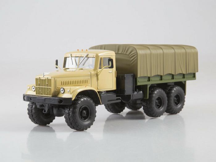 Macheta auto camion Kraz 255B1, scara 1:43 [0]