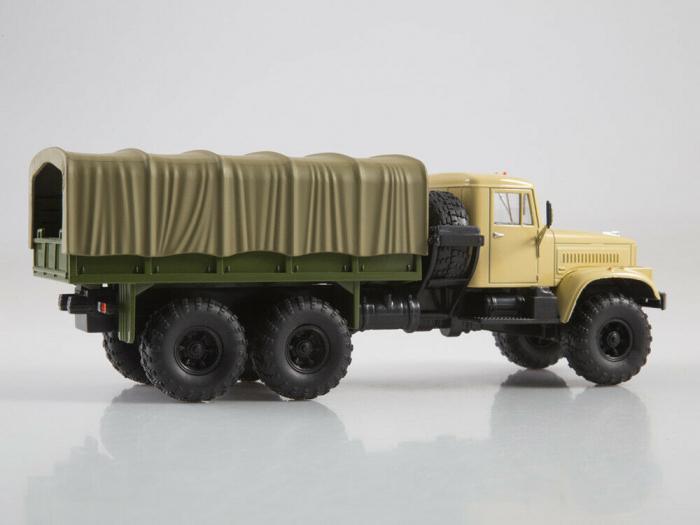 Macheta auto camion Kraz 255B1, scara 1:43 [4]