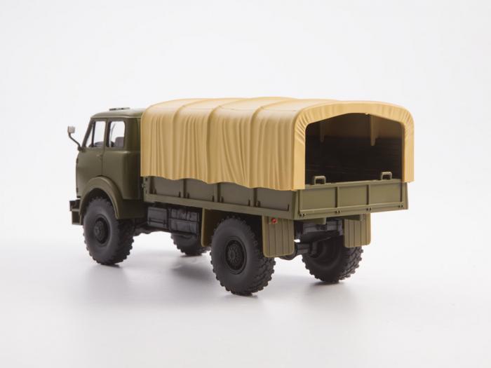 Macheta auto camion MAZ-505, scara 1:43 1