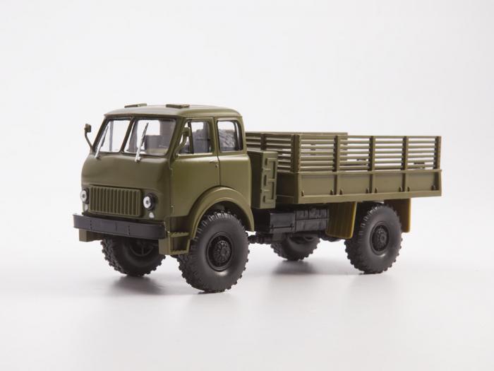 Macheta auto camion MAZ-505, scara 1:43 6