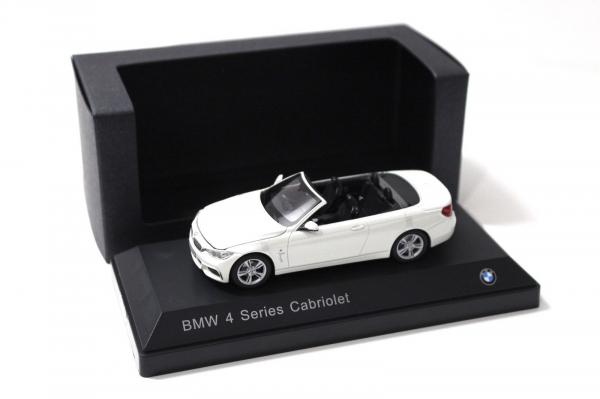 Macheta auto BMW seria 4 cabrio, scara 1:43 1