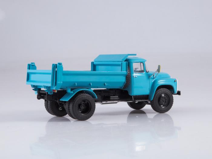 Macheta auto basculanta ZIL-MMZ-4505, scara 1:43 [1]